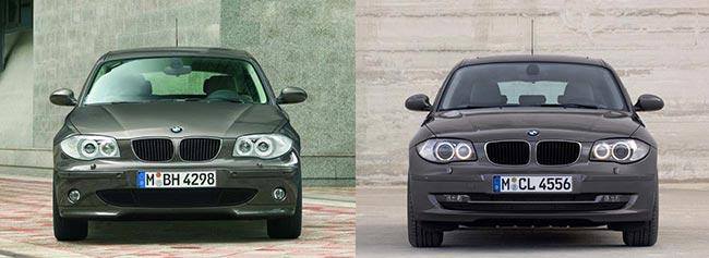 Рестайлинг-BMW-E87-слева-до-справа-после
