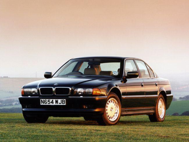 BMW E38. Технические характеристики, фото BMW Е38...