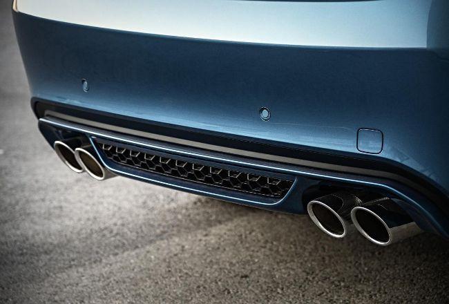 Выхлопные трубы BMW X6M F86