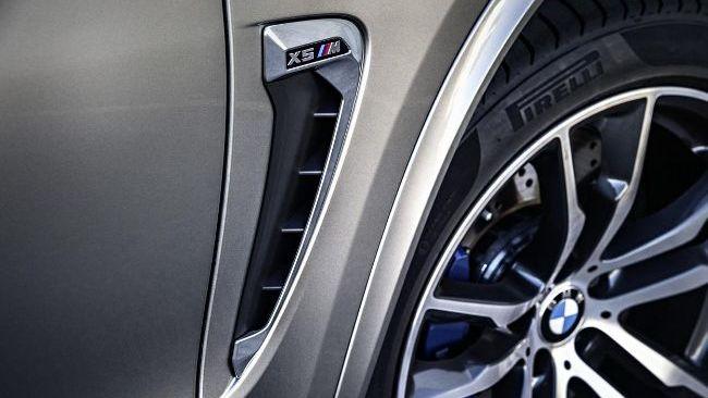 Жабра BMW X5 M F85