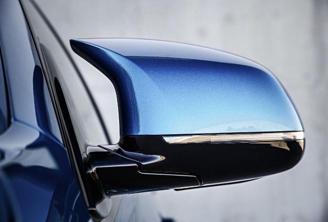 Зеркало BMW X6M F86