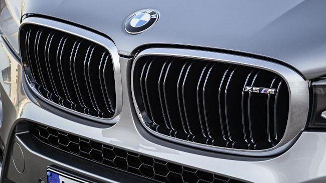 Решетка радиатора BMW X5 M F85