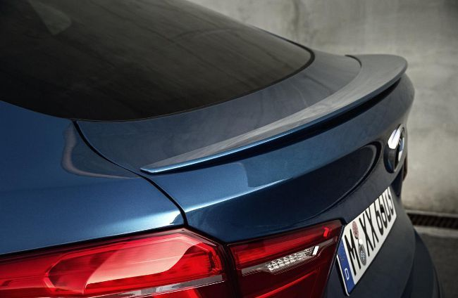 Спойлер BMW X6M F86