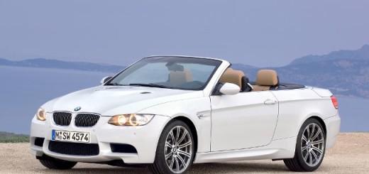 Фото кабриолета BMW M3 E93