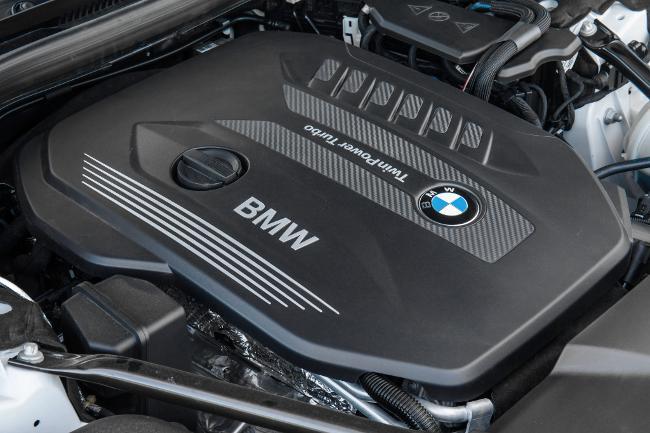 Двигатель BMW B57 D30 - фото