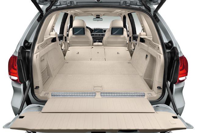 Багажник BMW X5 xDrive40e F15