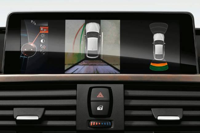 Помощь при парковке для Gran Turismo Luxury Lounge Edition