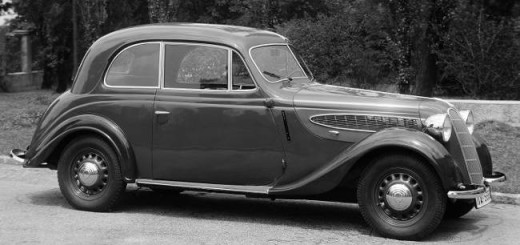 BMW 320 - версия в кузове седан