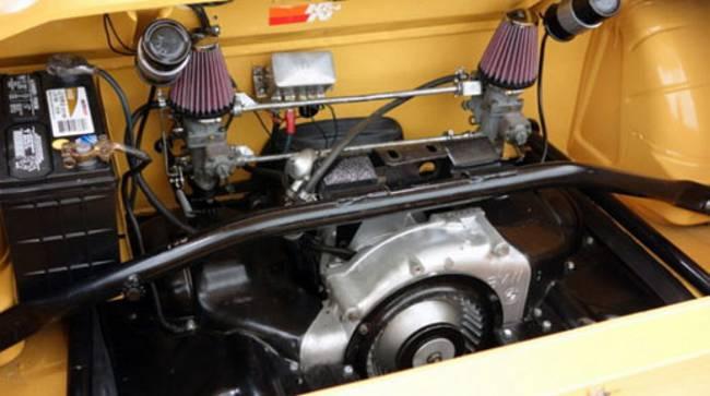 Двигатель BMW 700 - М107