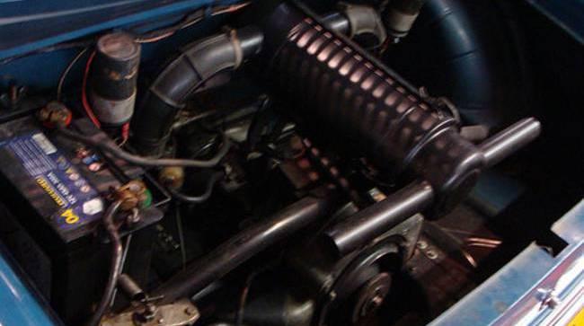 Двигатель BMW 700 Coupe - M107S