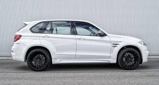 BMW X5 F15 HAMANN - DS White
