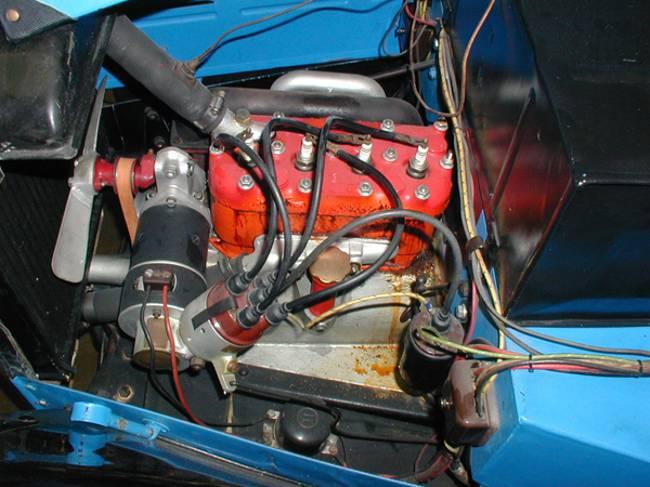 Motor DA 2 - BMW Dixi 3-15 PS