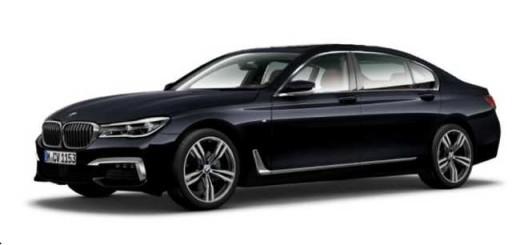 BMW 740d-740Ld xDrive G11-G12 7 Series - ттх
