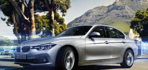 BMW 330E F30 3 Series - характеристики - фото