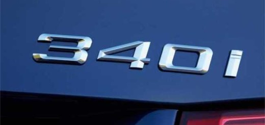 BMW 340i F30 3 Series - характеристика - фото