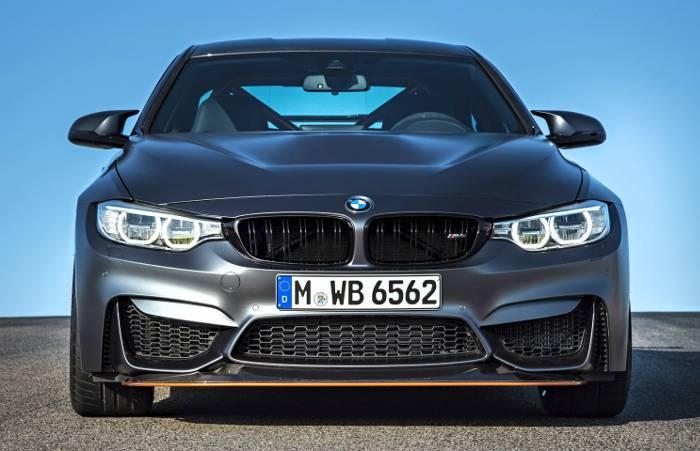 Дизайн BMW M4 GTS F82