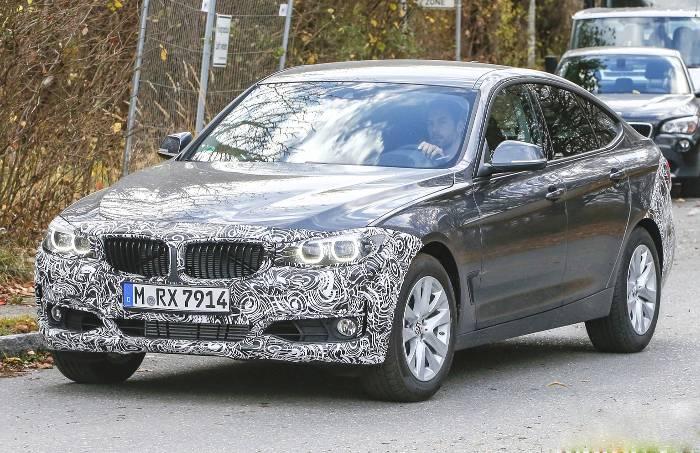 Обновление BMW 3GT F34 3-й серии