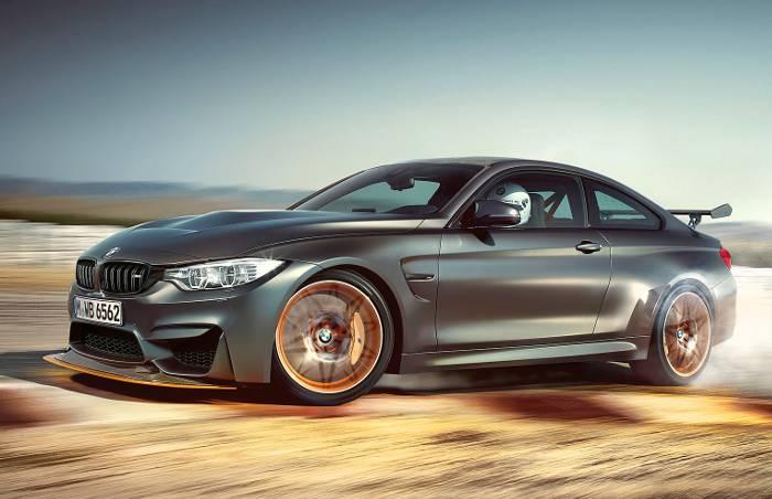 Обои BMW M4 GTS F82