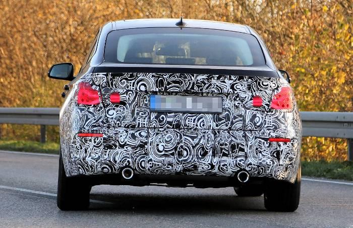 Тестирование BMW 3GT F34 3-й серии