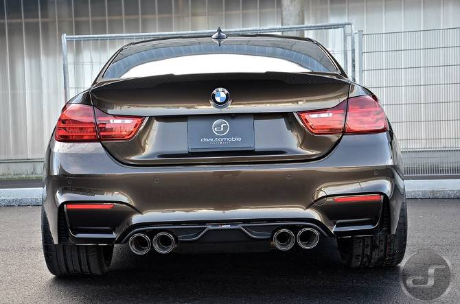 Тюнинг BMW M4 F82 в Pyrite Brown DS Automobiles - 6