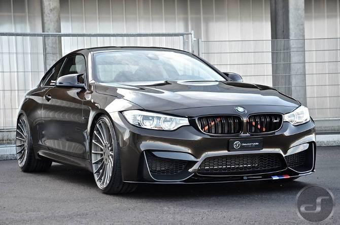 Тюнинг BMW M4 F82 в Pyrite Brown DS Automobiles - 7