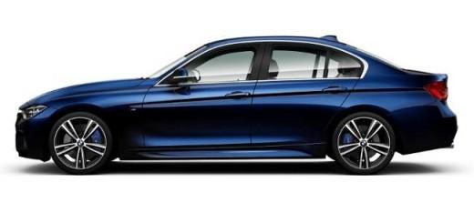 BMW 340i F30 - 40 Anniversary Edition Exclusive - мини