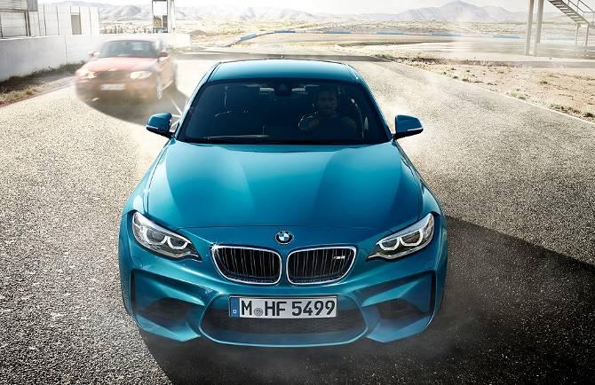 BMW M2 F87 - 1M E82
