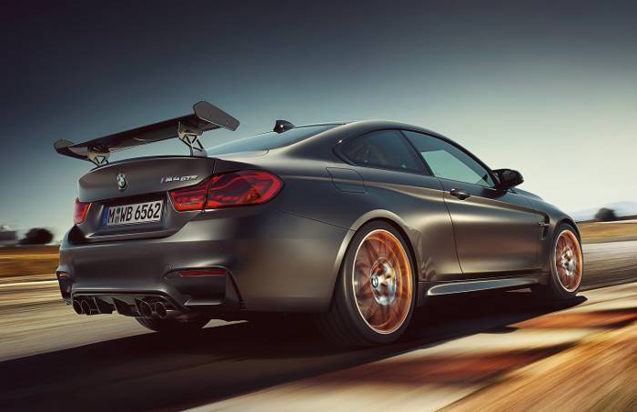 BMW M4 GTS F82 - фото купе