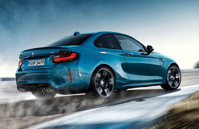 Photo BMW M2 F87 Coupe