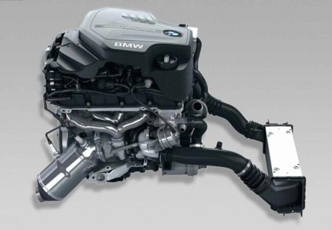Двигатель BMW TwinPower N20B201