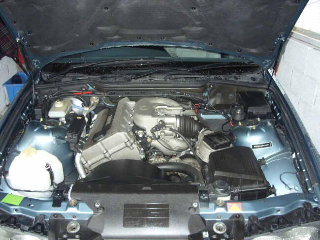 Фото двигателя BMW М44 - 4