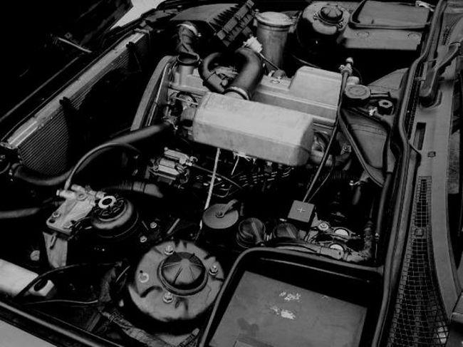 Фото двигателя BMW M21 - 1