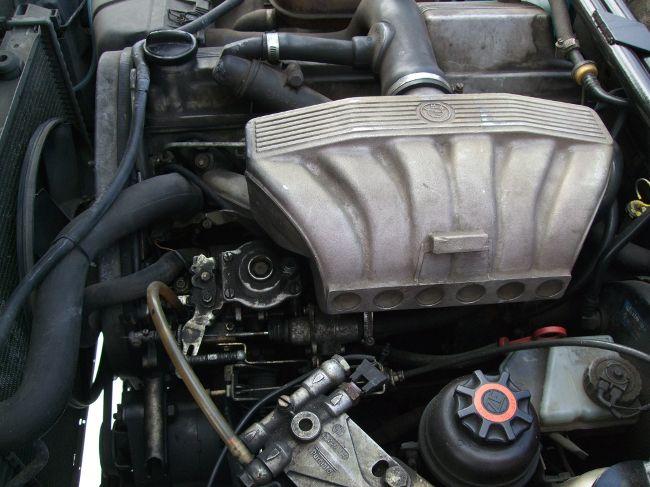 Фото двигателя BMW M21D24