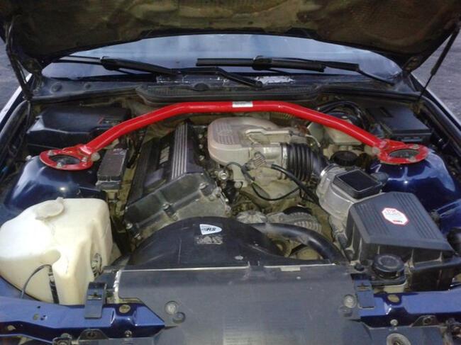 Фото двигателя BMW M42