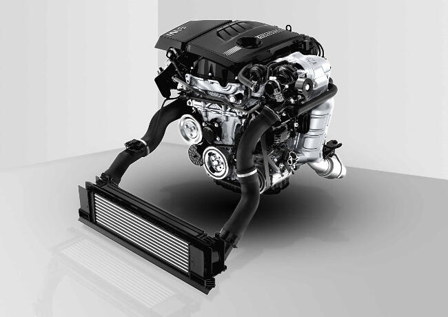 Фото двигателя BMW N13 - 3