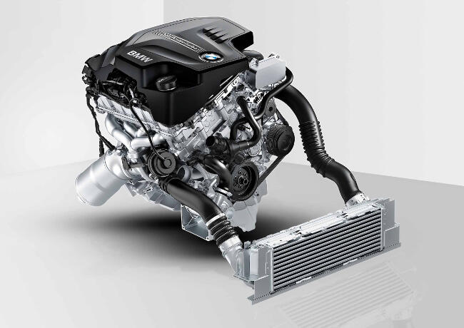 Фото двигателя BMW N13 - 4