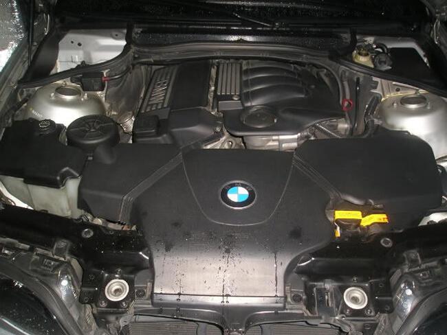 Фото двигателя BMW N40 - 1