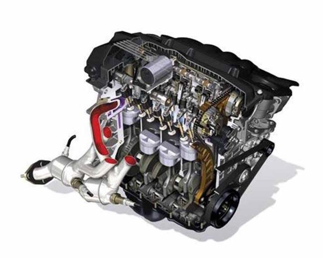 Фото двигателя BMW N42 - 2