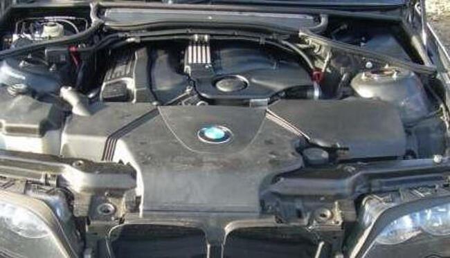 Фото двигателя BMW N42B20