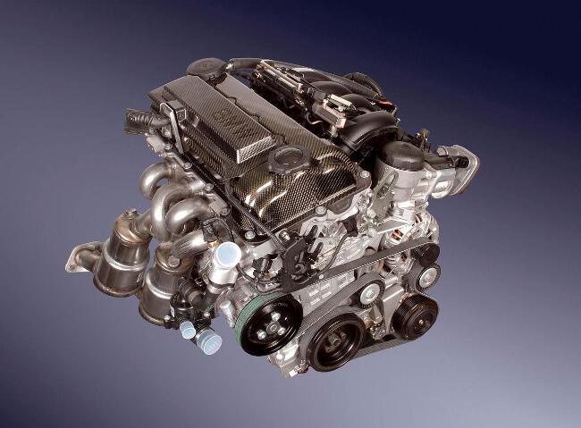 Фото двигателя BMW N45