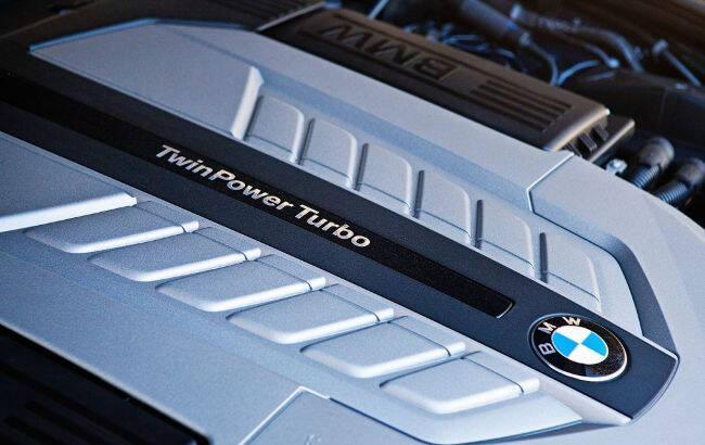 Фото двигателя BMW N74 B60