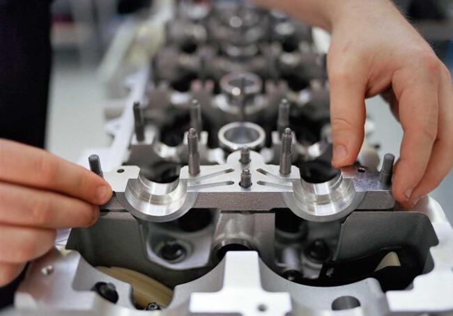 Фото двигателя BMW P45 - 2