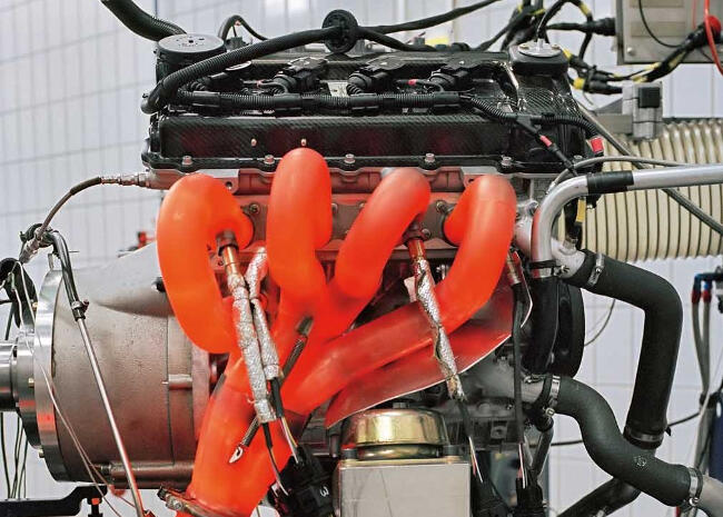 Фото двигателя BMW P45 - 4