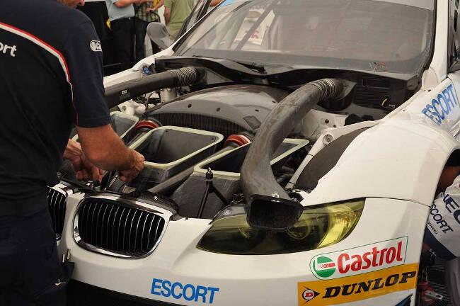 Фото двигателя BMW P65 - 2