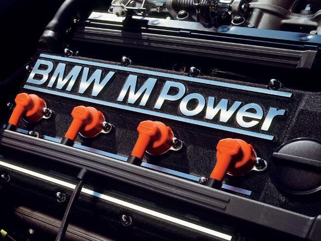Фото двигателя BMW S14B25