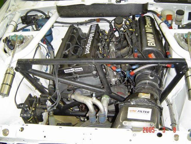 Фото двигателя BMW S42 - 3