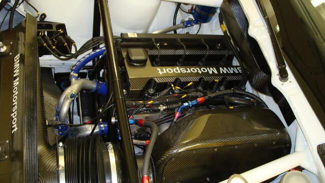 Фото двигателя BMW S42 - 4