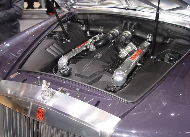 Фото двигателя RR 100EX