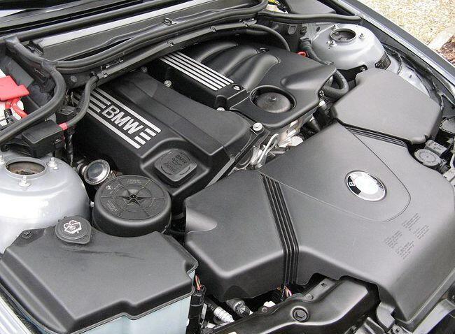 Фото-мотора-BMW-N46