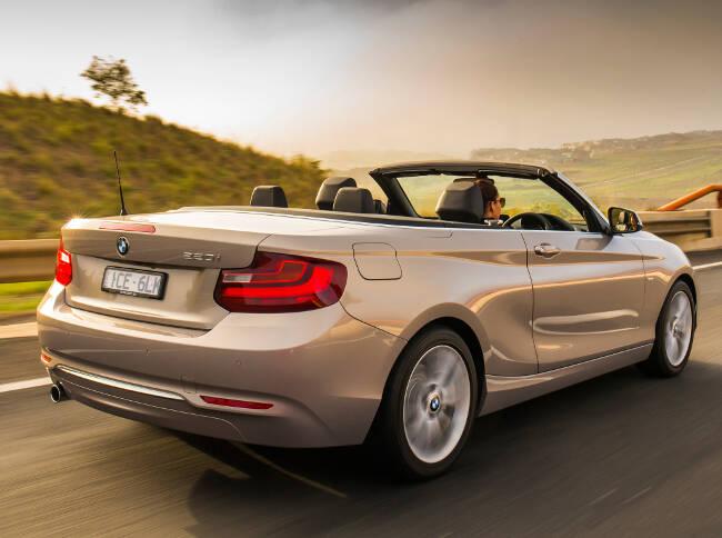 BMW 220i F23 - 1